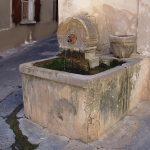 La Fontaine rue du Cazals