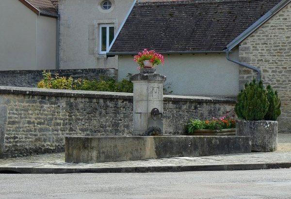 La Fontaine rue de l'Abbaye