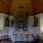 Le retable chapelle N-D des Fiévroux