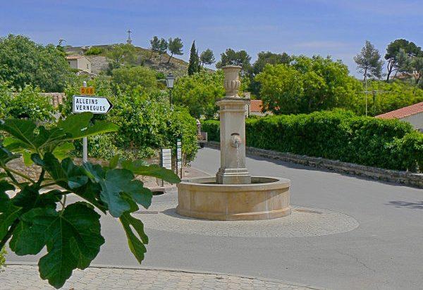 La Fontaine Rond-Point Gaston Gabrier