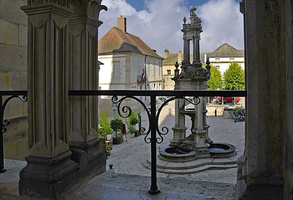 La Fontaine Saint-Lazare