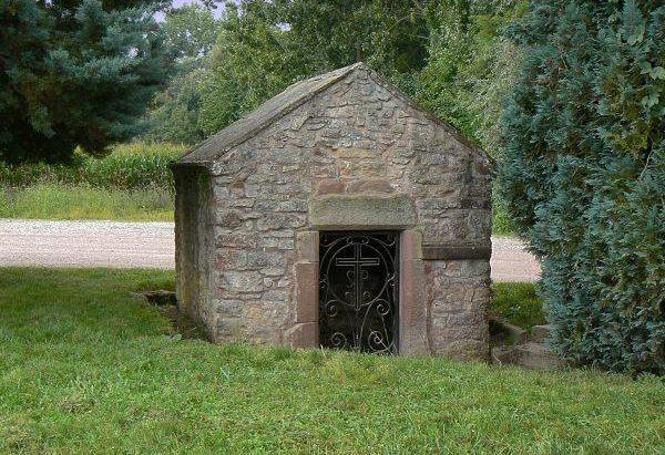 La Fontaine Sainte-Pétronille