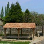 La Fontaine et le Lavoir de Cerzeau