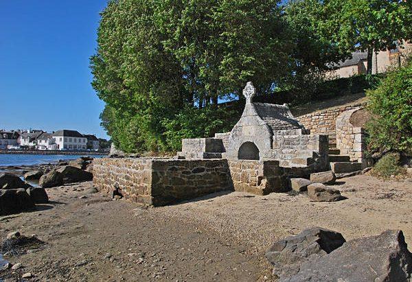 La Fontaine de l'Île Saint-Cado