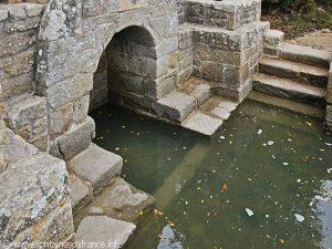 La Fontaine de l'Île St-Cado