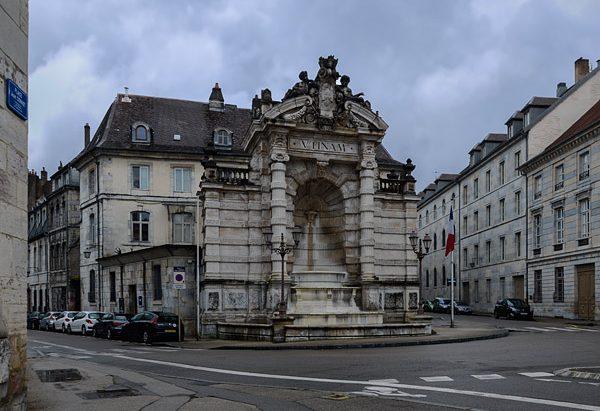 La Fontaine de l'Etat Major