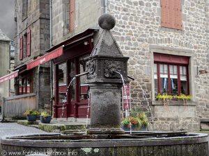 La Fontaine Place du Dr A.Pipet