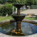 La Fontaine du Champ de Foire