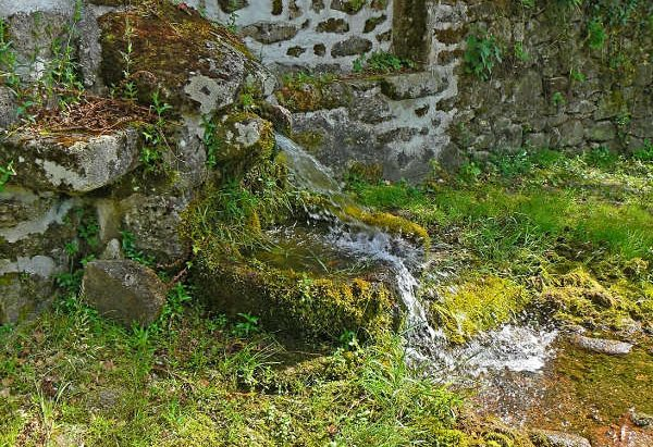 La Fontaine du Mas Barbu