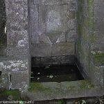 La Fontaine de la Chapelle N.D de Grâces