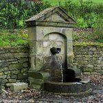 La Fontaine du Champ des Martyrs