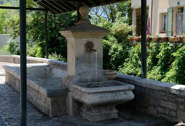 La Fontaine Portail des Frères Prêcheurs