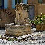 La Fontaine Place Jean et Jules Francou
