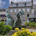 La Fontaine des Laveuses d'Huitres