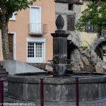 La Fontaine Place de l'Ancienne Mairie