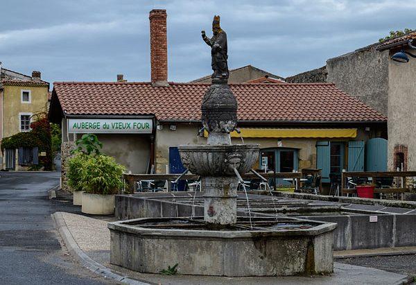 La Fontaine Renaissance ou Saint-Aignan