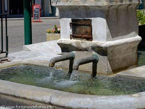 La Fontaine à Obélisque