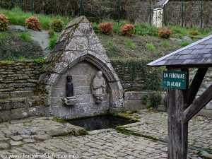 La Fontaine St-Alain