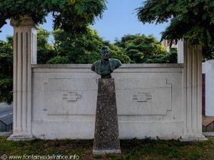 Buste de Georges Roux
