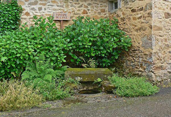 La Fontaine de l'Ange