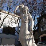 La Fontaine Place des Bancs