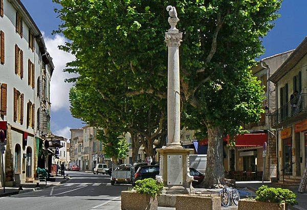 La Fontaine du Pélican