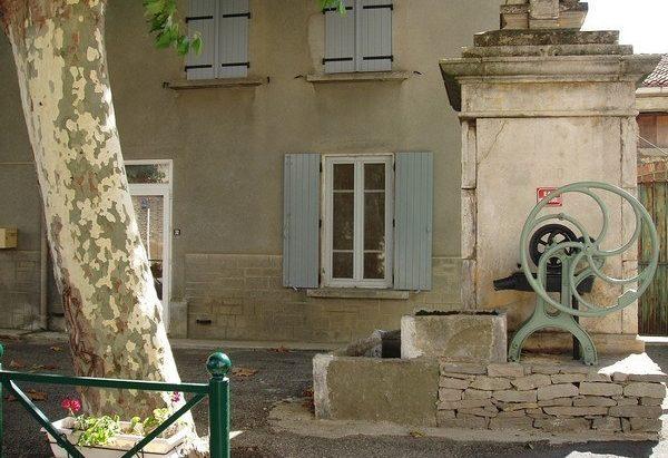La Fontaine Boulevard du Minervois