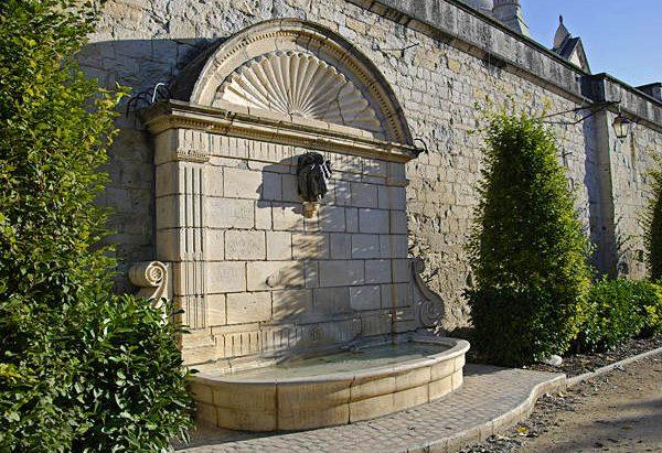 La Fontaine du Puy Saint-Front
