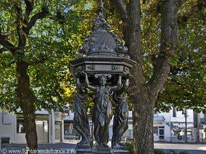 La Fontaine Place Louis Magne