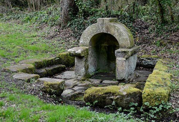 La Fontaine de la Chapelle Saint-Samson