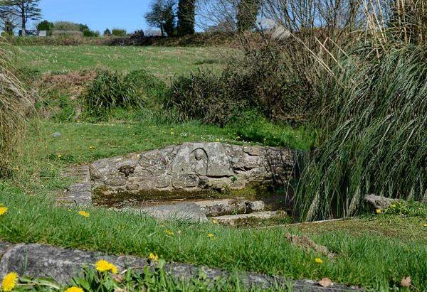 La Fontaine de Dévotion Goas-Christ