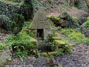 La Fontaine de Notre-Dame des Neiges