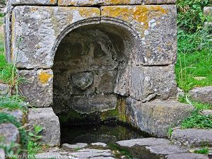 La Fontaine N-D des Fleurs