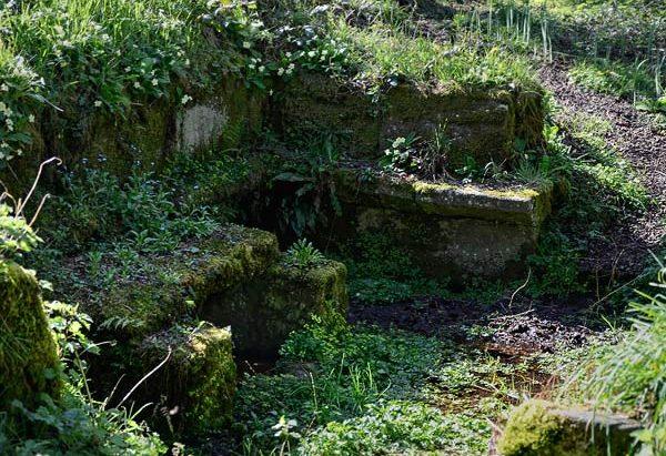 La Fontaine Saint-Jean de Keramanac'h