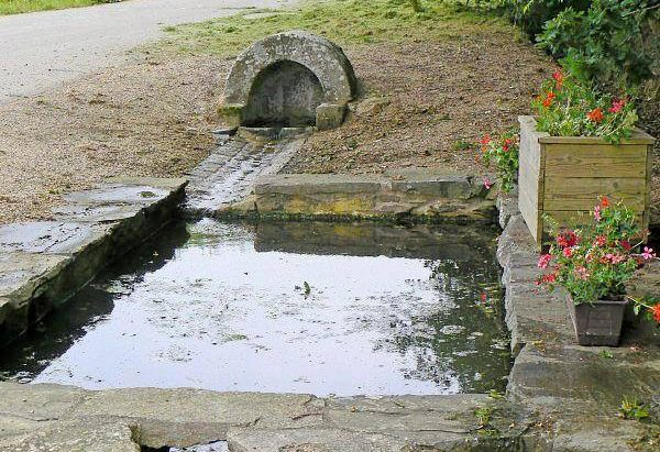 La Fontaine Saint-Mélar
