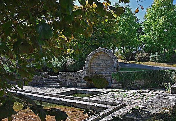 La Fontaine Saint-Guigner