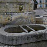 La Fontaine dite de l'Artichaut