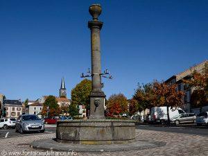 La Fontaine de Juillet 1830