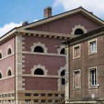 Une vue de la prison