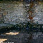 La Fontaine Sainte-Barbe et son Lavoir