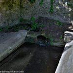 Source et Lavoir rue de la Cascade