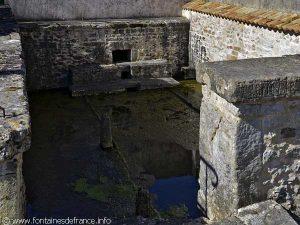 La Fontaine-Lavoir du Royou