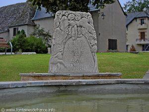 La Fontaine en l'Honneur de Galelhon