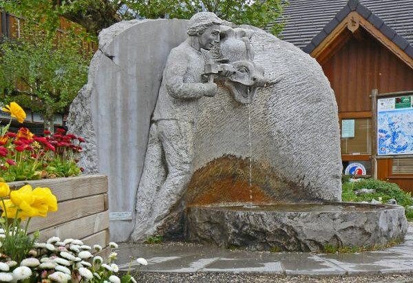 """La Fontaine de """"L'An 2000"""""""