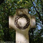 Détail de la Croix