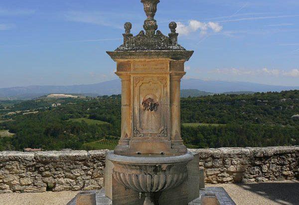 La Fontaine Place de la Planette