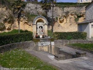 La Fontaine du Pas de la Mule