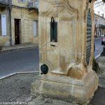 La Fontaine des Allées