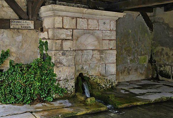 La Fontaine Maire de Roy