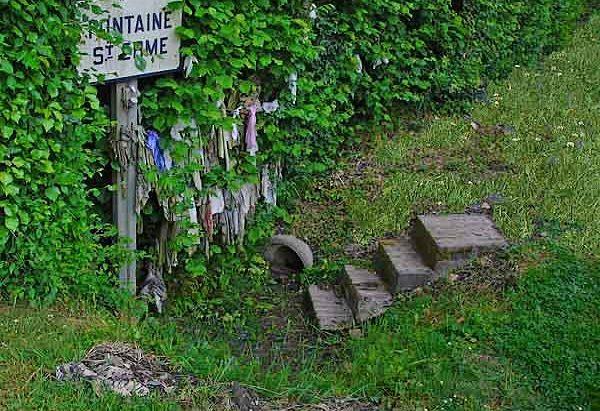 La Fontaine Saint-Erme
